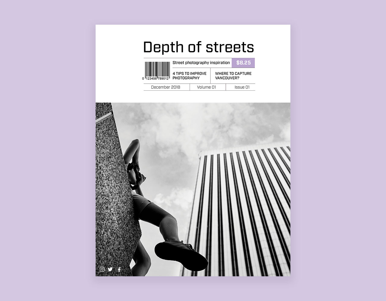 Depth of Streets Magazine
